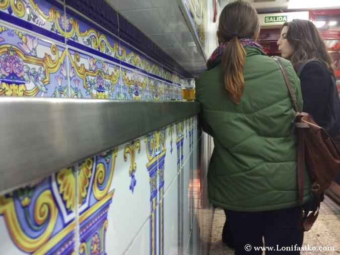 Salir de cañas en Madrid