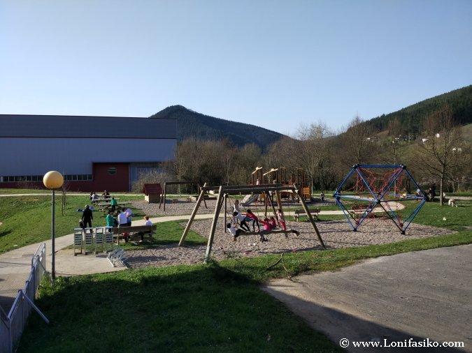 Qué hacer en Elgeta con niños