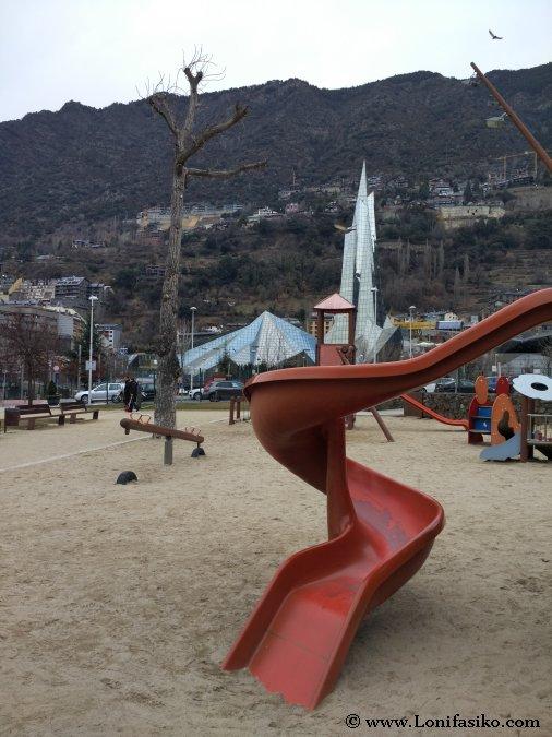 Parques infantiles en Andorra La Vella
