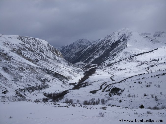 Puerto y Túnel de Envalira Andorra