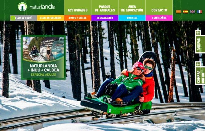 Naturlandia Andorra Precio Entradas