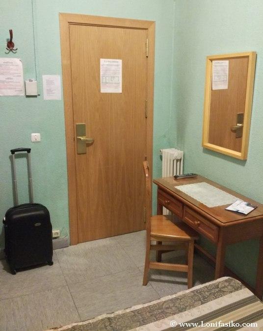 Hostal La Perla Asturiana Fotos habitaciones