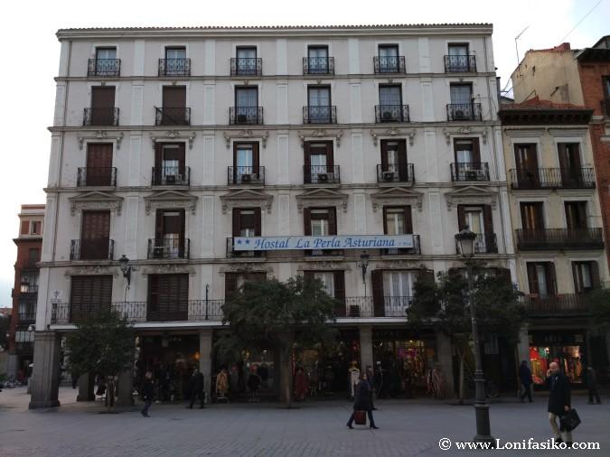 Dónde dormir barato en Madrid centro
