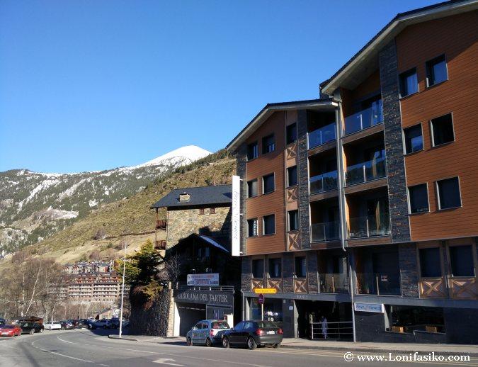 Apartamentos Esquí Andorra