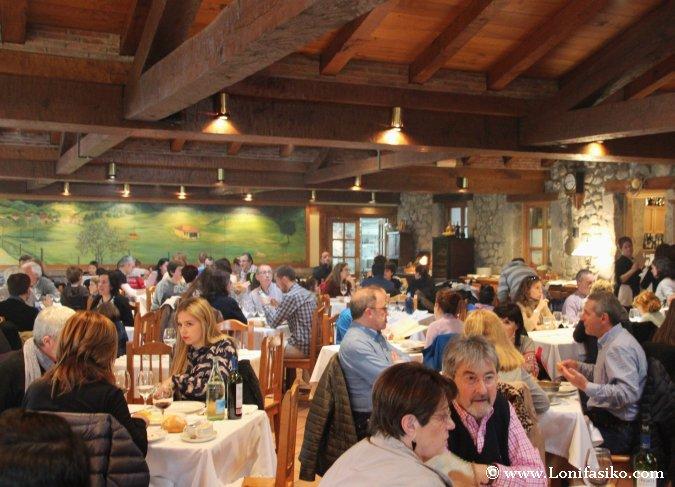 Restaurantes cerca del Bosque de Oma