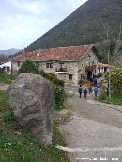 Restaurantes cerca de bosque de Oma Lezika Caserío