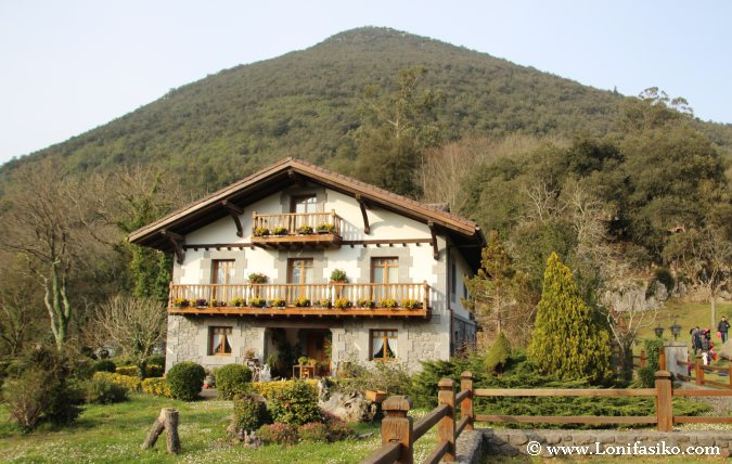 Casas bonitas Euskadi fotos