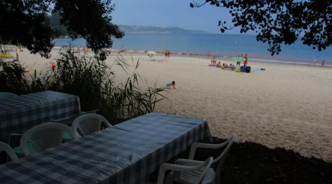 Arrieiro Praia, el gastro-chiringuito clandestino de la playa de Lapamán