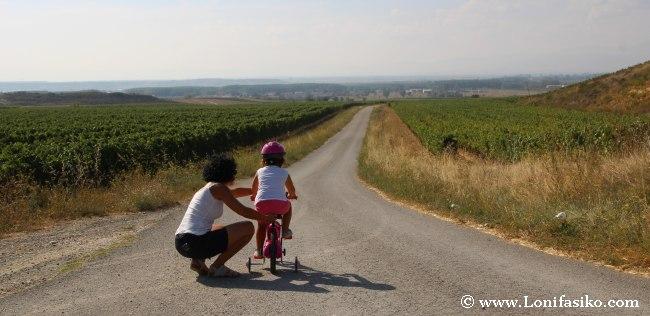 Viajar en familia a La Rioja