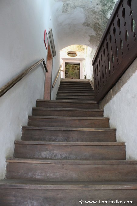 Castillo Predjama Eslovenia Accessibilidad