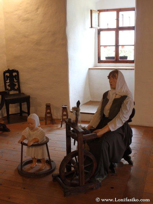 Etnografía Eslovenia Museos