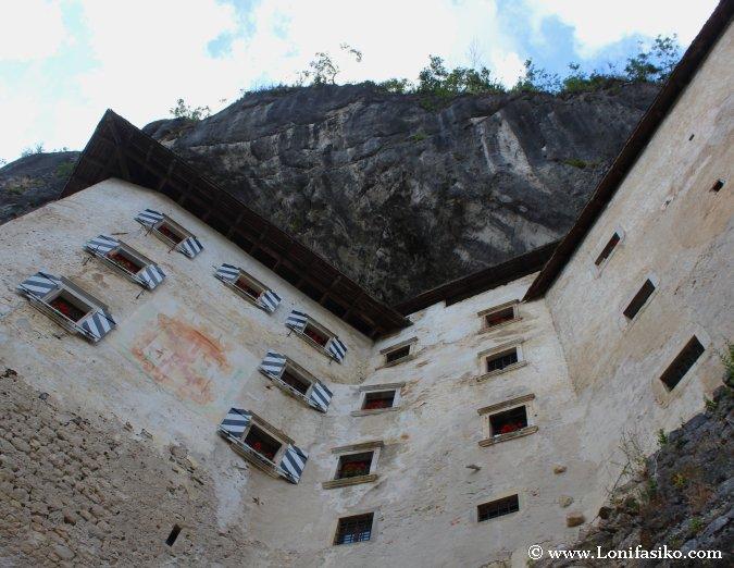 Castillos Eslovenia Fotos Predjama