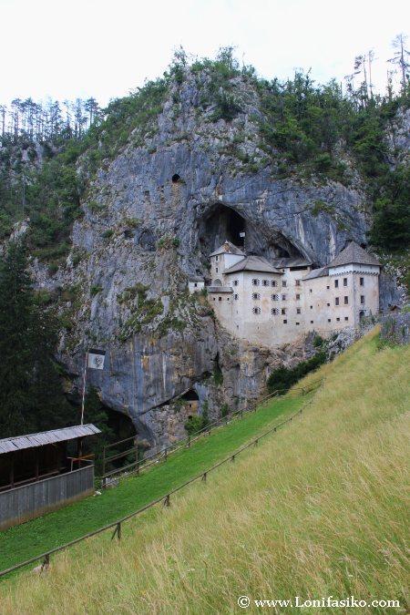 Castillo Predjama Eslovenia Fotos