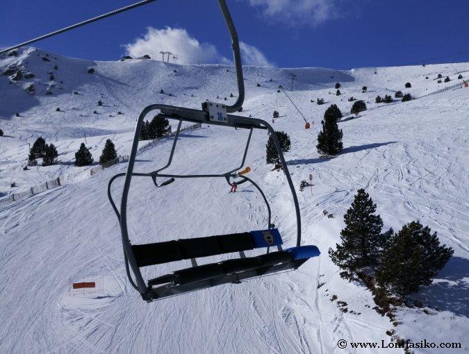 Esquí en Andorra con niños