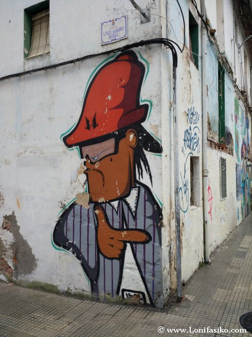 Santoña street-art