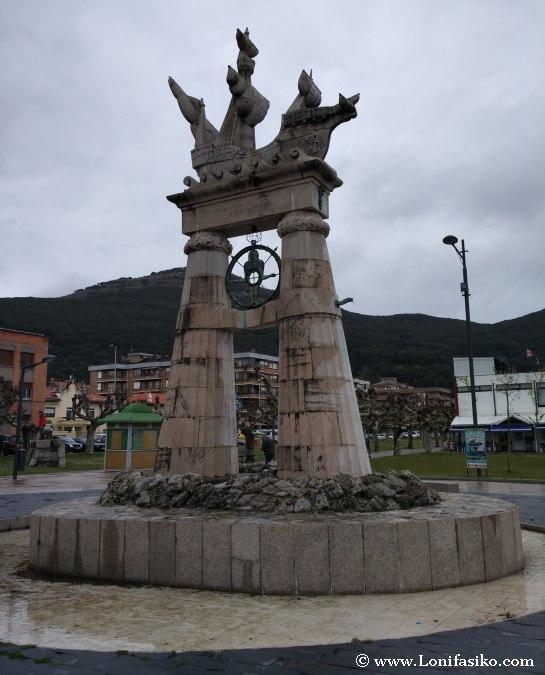 Juan de la Cosa Santoña monumento