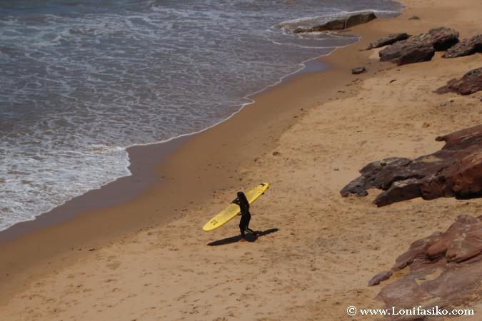 Surf en Carrapateira
