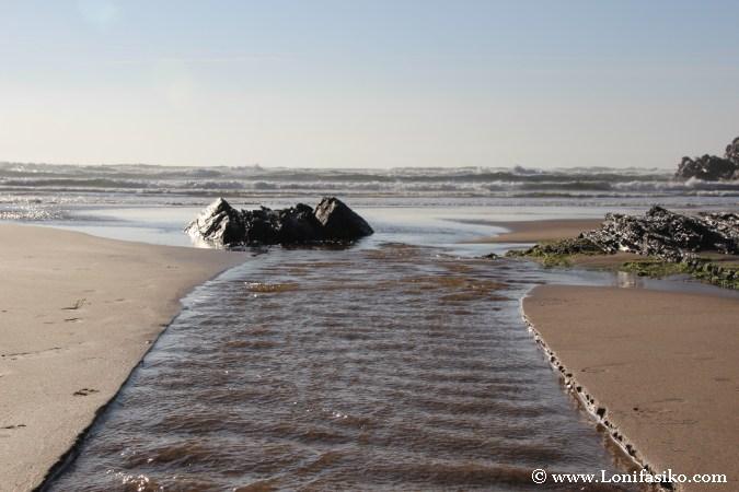 Playas viajar niños Portugal