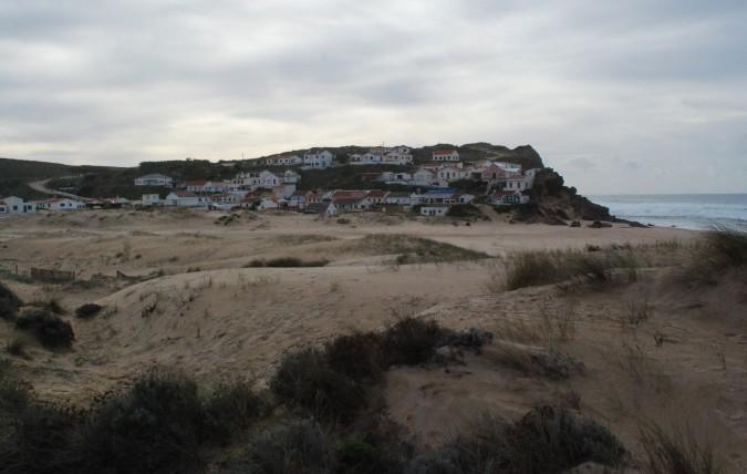 Monte Clerigo Praia Portugal