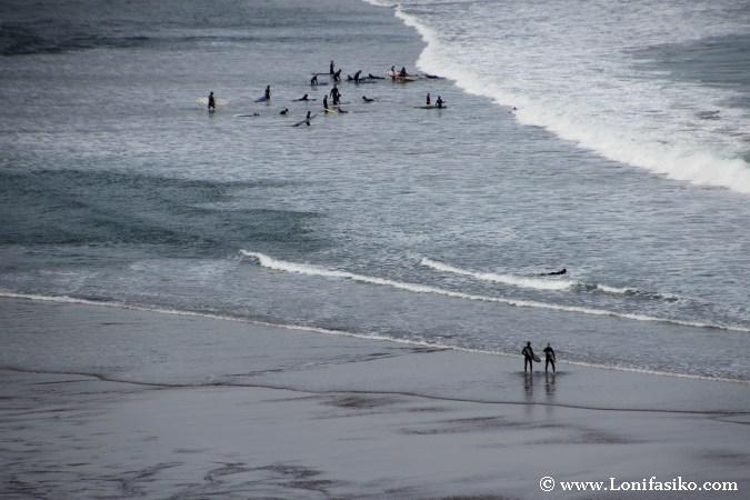 Playa Barinatxe Surf Sopela