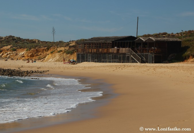 Vila Nova de Milfontes Playas Farol Praia