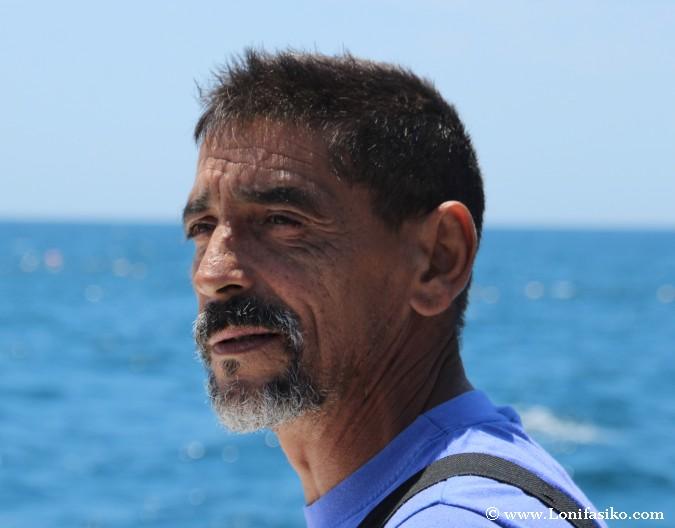 Pescadores atún rojo almadraba