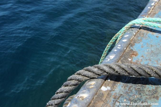 Pesca atún rojo de almadraba