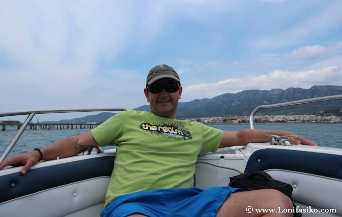 Musclarium cómo llegar barco