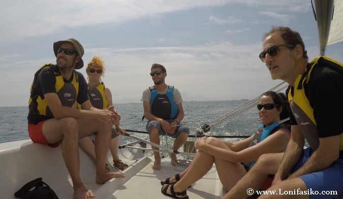 Navegar en velero por el Mediterráneo
