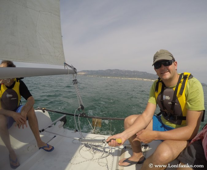 Aprender a navegar a vela