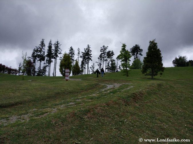 Golf en Palacio Urgoiti
