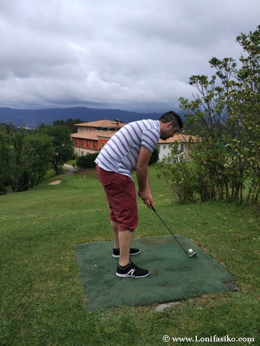 Golf Palacio Urgoiti Precios Clases