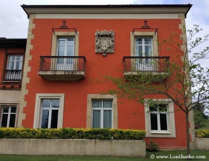 Hoteles románticos cerca de Bilbao Palacio Urgoiti