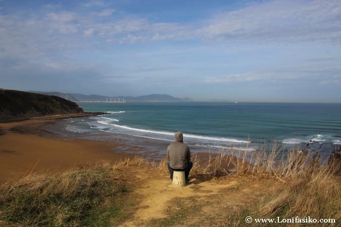 Euskadi paisajes mar montaña