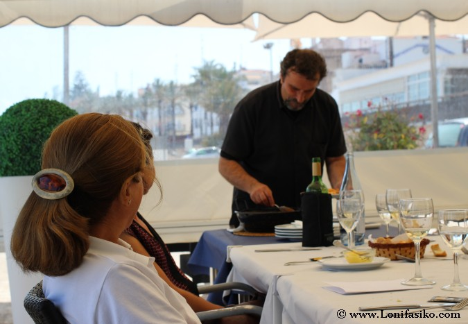 Restaurantes Les Cases d'Alcanar