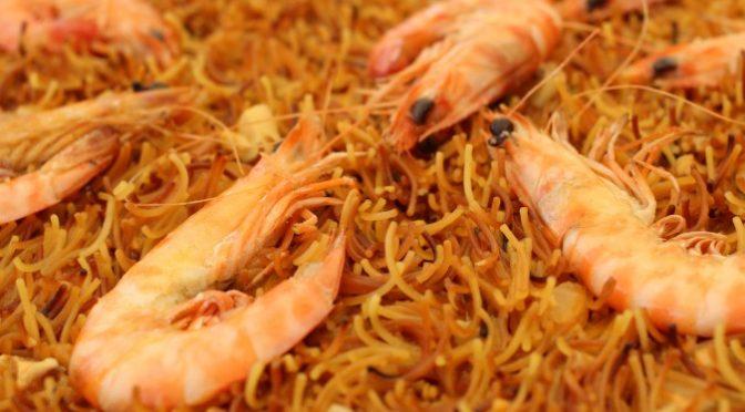 Restaurante El Nautic: Suquet de pescado y fideuá, con vistas y con doble de alioli por favor