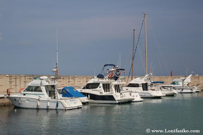 Les Cases d'alcanar puerto deportivo