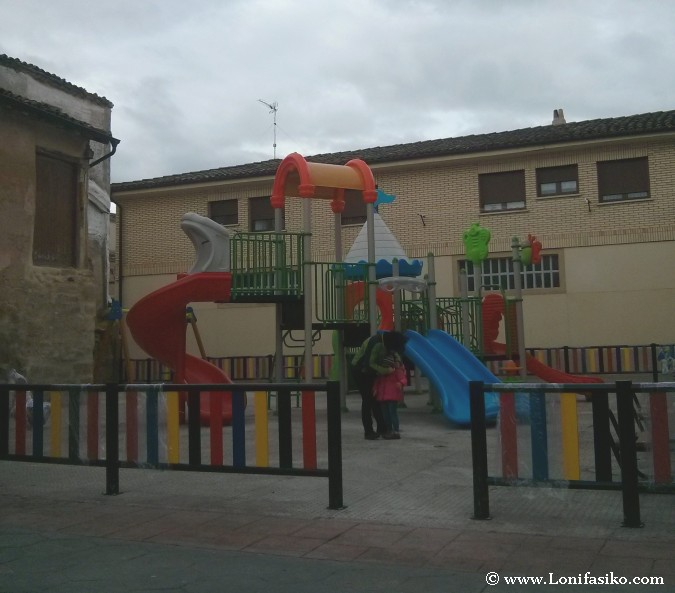 Cihuri parque infantil