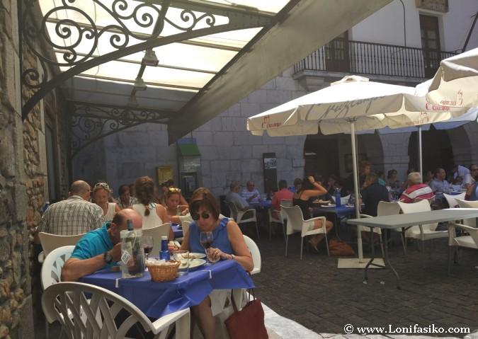 Restaurante Ametza Mutriku Opiniones