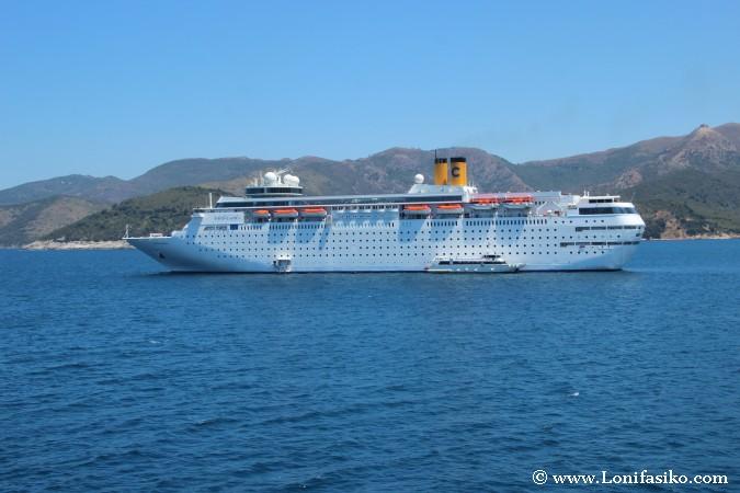 Isla de Elba en Italia