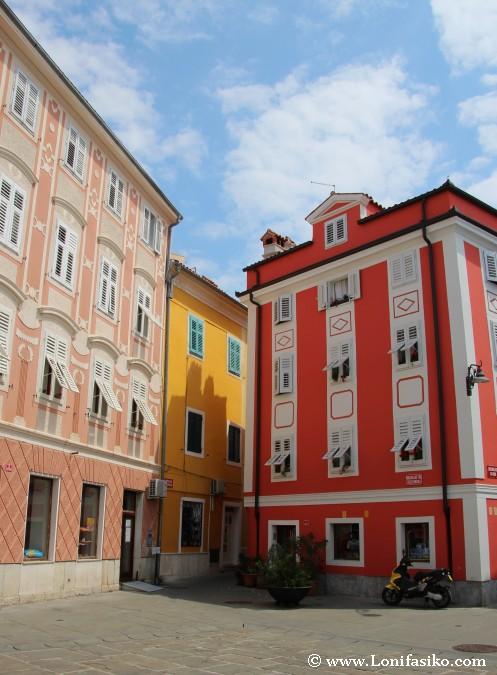 Izola Eslovenia casco histórico