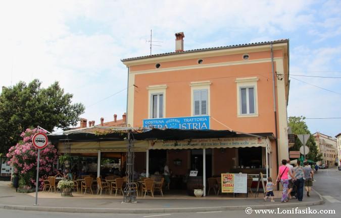Dónde comer Izola: Restaurante Istra