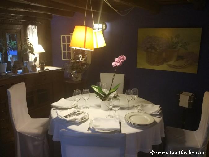 Restaurante Belaustegi Elgoibar Fotos