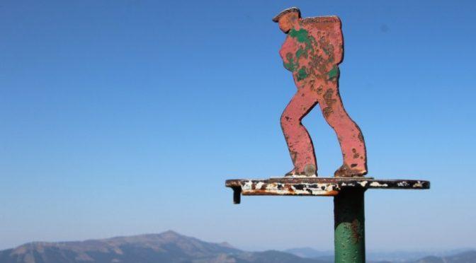 SOS Montañero: Antiguos caminos y senderos en peligro de extinción