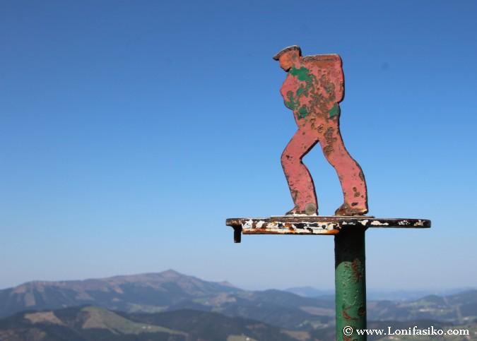 Afición montaña en Euskadi