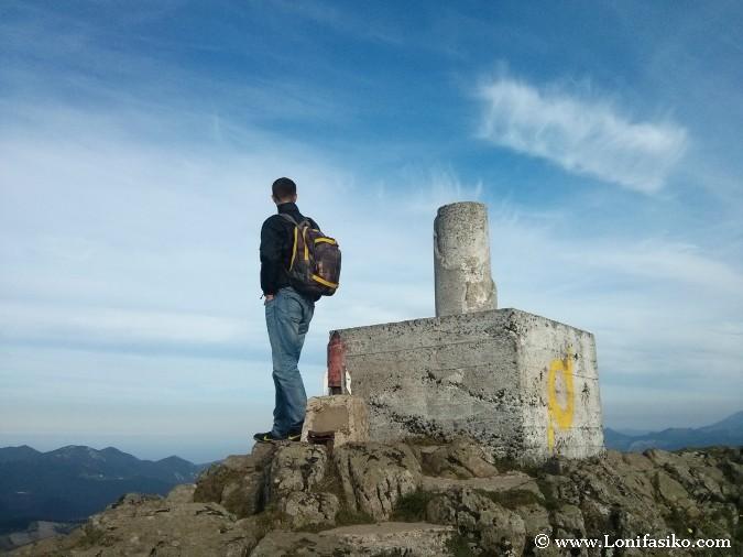 Montaña Eibar Kalamua