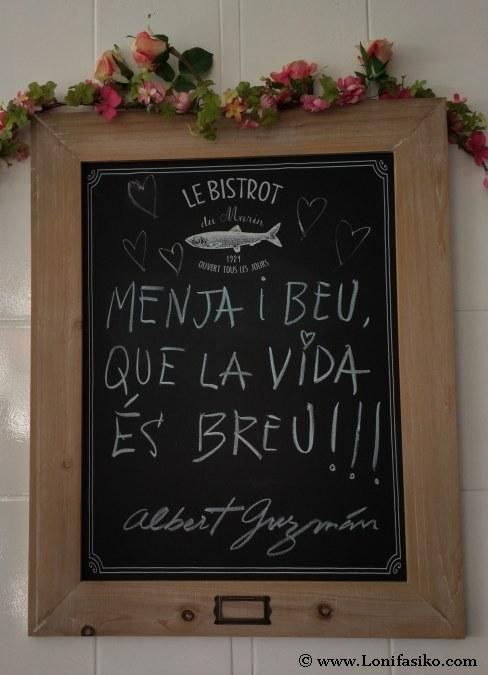 Comer en Albert Guzmán Restaurant Fotos