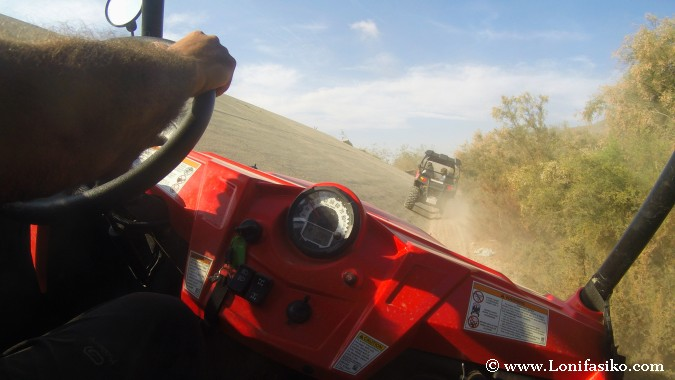 4x4 buggy Almería rutas Andinas aventura