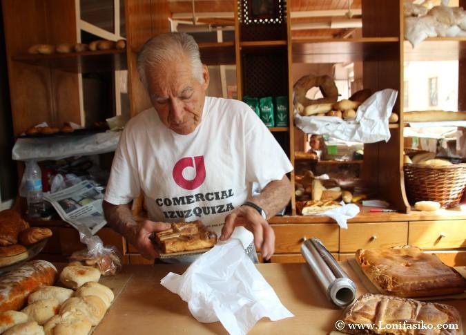 Tineo Asturias Fotos panaderia