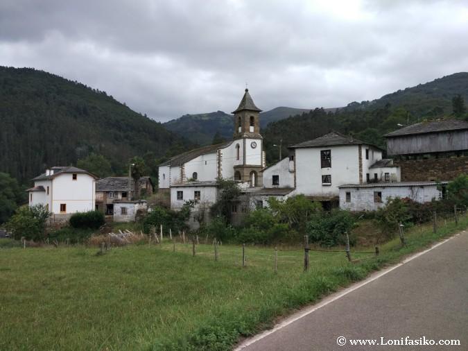 San Pedro de Paredes Asturias Fotos